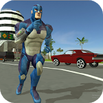 Cover Image of Rope Hero: Vice Town 2.2 APK