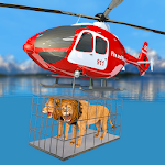Download Animal Rescue: Army Helicopter APK