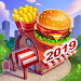Crazy Chef: Craze Fast Restaurant Cooking Games