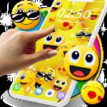 Cover Image of Download Emoji live wallpaper APK