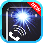 Cover Image of Download Flash blink on Call, all messages & notifications APK