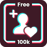 Cover Image of Download Get Fans Likes and Followers for TikTk Free APK