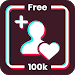 Get Fans Likes and Followers for TIkTk FREE