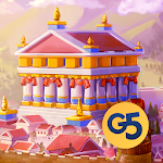 Cover Image of Download Jewels of Rome: Match gems to restore the city APK