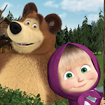 Download Masha and the Bear. Educational Games APK