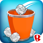 Cover Image of Download Paper Toss APK