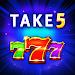 Download Take5 Free Slots – Real Vegas Casino APK