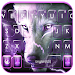 Wolf Lightning Keyboard Theme
