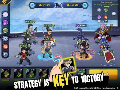 Download One-Punch Man: Road to Hero 2.0 APK