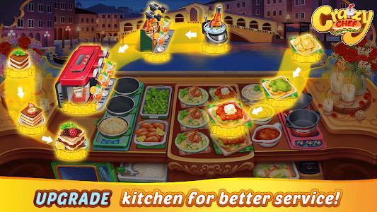 Download Crazy Chef: Craze Fast Restaurant Cooking Games APK