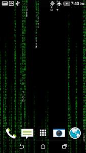 Download Matrix Live Wallpaper APK   Android games and apps